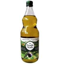 Aceite de oliva extra virgen feudo verde
