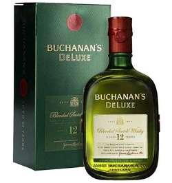 Buchanans Deluxe 12 Anos