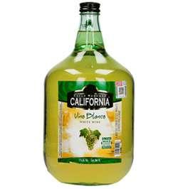 California Blanco Garrafa