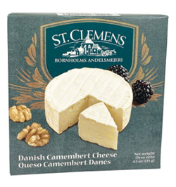 Queso Camembert St Clemens