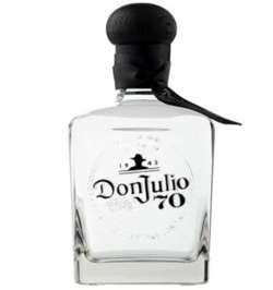 Don Julio Tequila 70 Anejo Cristalino