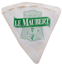 Queso camembert le mauber
