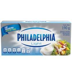Queso Crema Philadelphia 190 gr