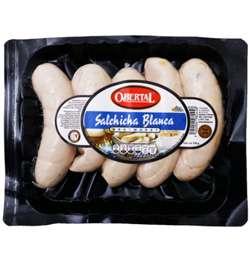 Obertal Salchicha blanca de ternera y cerdo