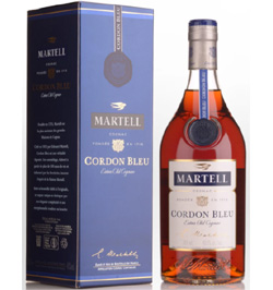 Cognac Martell Cordon Blue 750 ml