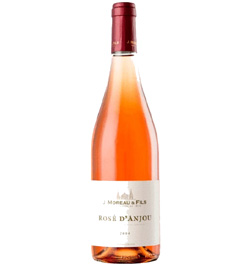 Rose D Anjou Moreau 750 ml