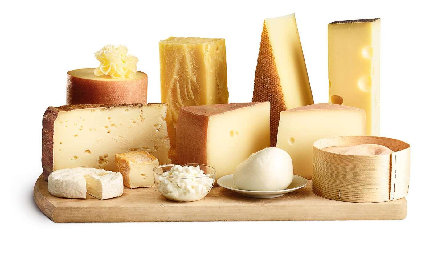 7 quesos suizos imprescindibles para los amantes queseros
